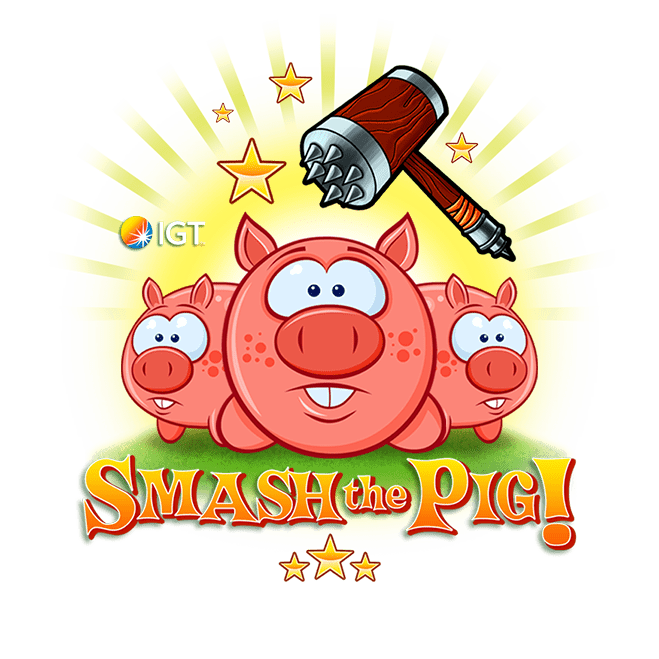 Smash The Pig Slot Machine