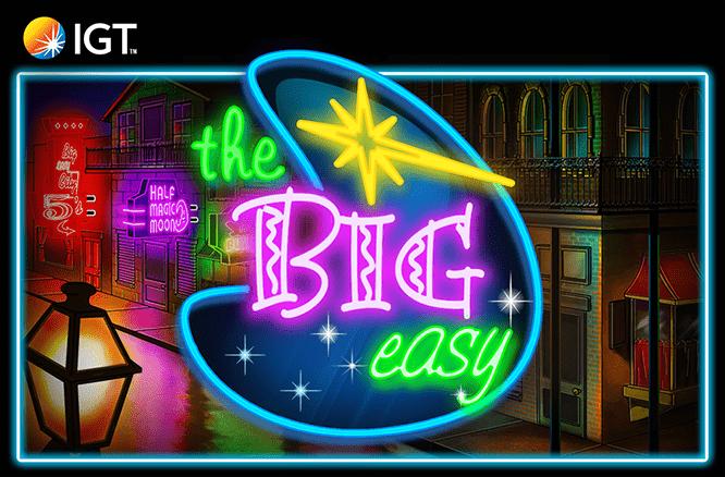 The Big Easy Slot Free Igt Slots Online Vegas Slots
